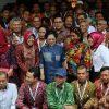 Megawati Hadiri Sarasehan Peraih Kalpataru