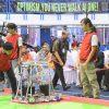 Robot River dan IRIS ITS Juara Regional IV