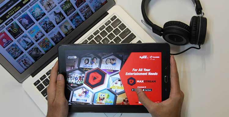 Maxstream, One Stop Video Telkomsel