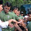 Saat Kejutan Ulang Tahun Jokowi