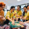 Calon Perawat Thailand Terpikat Tempe