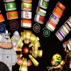 Gemerlap Lampion Asian Games di Ancol
