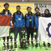 Sukses Tim Robotika ITS di Taiwan
