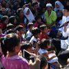 Jokowi Beri Semangat Anak Sekolah