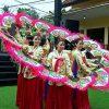 Penari Asing di Festival Sego Lemeng