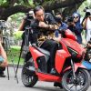 Jajal Gesits, Jokowi Pesan 100 Unit