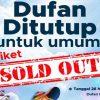 Tgl 25 November 2018 Dufan Ancol Tutup