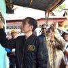 Jokowi Nyalakan Listrik Gratis di Bogor