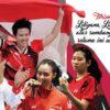 Terima Kasih Tiga Srikandi Indonesia