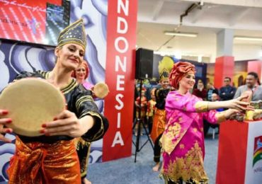 Budaya Indonesia di The 41ST IFT Serbia