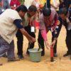Gerakan Pemasangan Patok Tanda Batas Tanah