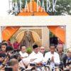 Presiden Jokowi Resmikan Halal Park