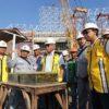 Renovasi Stadion Manahan Solo Capai 53%
