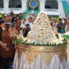 Rekor MURI 21 Ribu Apem di Surabaya