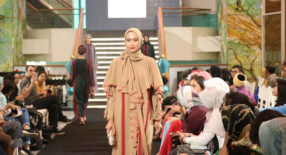 Potensi Indonesia Kiblat Modest Fashion Dunia