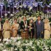Jokowi 'Magnet' Saat Khofifah Mantu