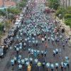 Peserta Asing Marathon Puji Udara Surabaya