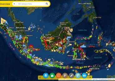 Geoportal ESDM Raih ESRI Geo-Innovation Award