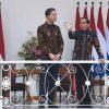 Serba Batik Saat Kunjungan PM Belanda