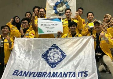 Banyubramanta ITS Raih Special Award