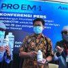Genjot Produksi PRO EM-1 Saat Pandemi