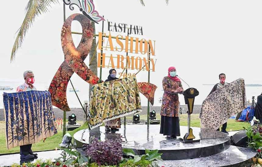 East Java Fashion Harmony di Banyuwangi