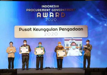 Jatim Raih Indonesia Government Procurement Awards