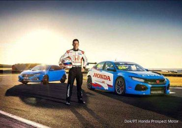Honda Civic Type R TCR di Australia