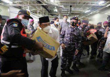 Bantuan Kemanusiaan NTT dari Surabaya