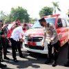 Pemkot Surabaya Kirim Mobil Vaksin Keliling