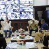 Bahas Pemulihan Ekonomi di Surabaya